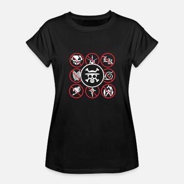 One Piece Skull Skull T-shirt for One piece lover - Women's Relaxed Fit T-Shirt
