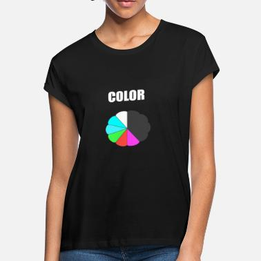 Color COLOR - Women's Loose Fit T-Shirt