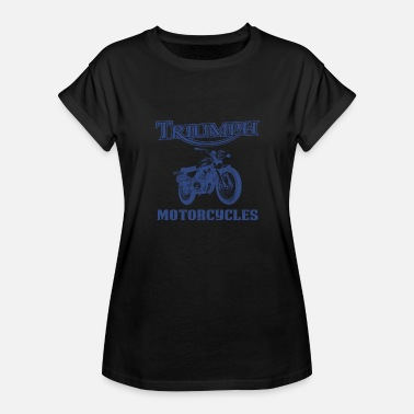 Evil Will Always Triumph Because Good Is Dumb Triumph - Triumph motorcycles t-shirt - Women's Relaxed Fit T-Shirt