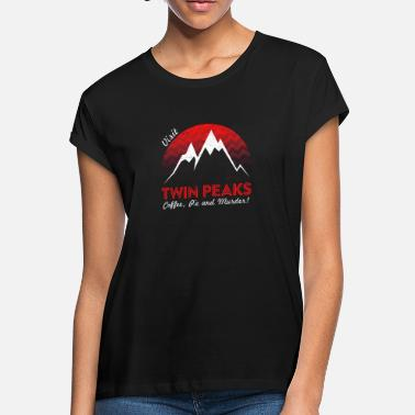 twin peaks - Women's Loose Fit T-Shirt