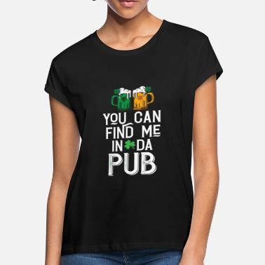 61a97ea1f Bartender St Patricks Day St patricks - Find Me in Da Pub Sain Paddys Day -