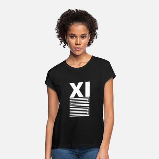 Nature T-Shirts - New Design XI23 Best Seller - Women's Loose Fit T-Shirt black