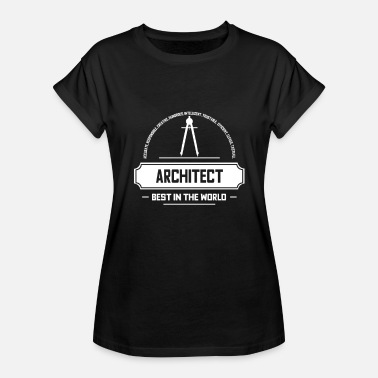 Characteristic Architect Characteristics - Women's Relaxed Fit T-Shirt