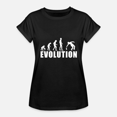 Drunk Evolution EVOLUTION DRUNK / FOR WOMAN, MAN AND KIDS - Women's Relaxed Fit T-Shirt