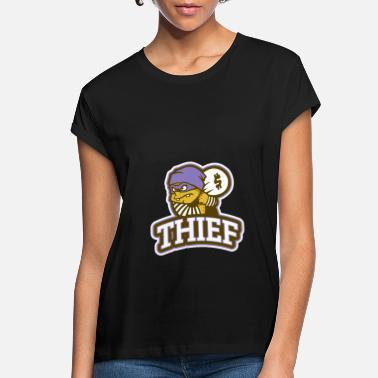 Thief Thief - Women's Loose Fit T-Shirt