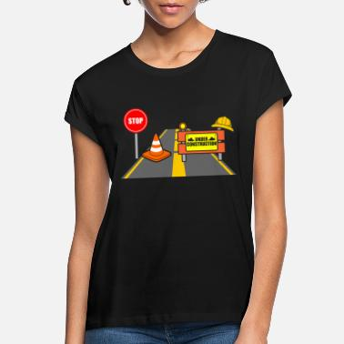 Site Building site - Women's Loose Fit T-Shirt