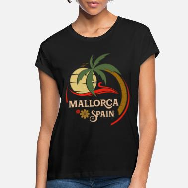 Dawoud MALLORCA SPAIN Classic - Women's Loose Fit T-Shirt