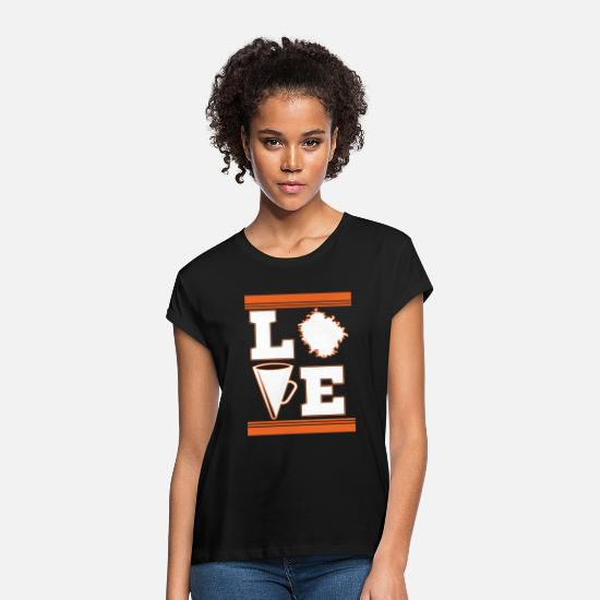 Love T-Shirts - Cheerleading Tee Perfect Gift For Cheerleaders - Women's Loose Fit T-Shirt black