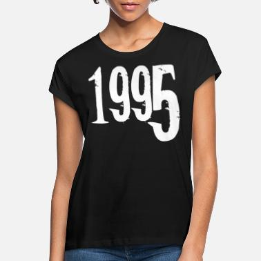 Date Of Birth Year of birth 1995 Date of birth - Women's Loose Fit T-Shirt