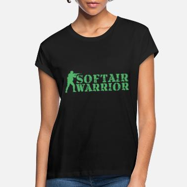 Softair Softair Softair Softair Softair - Women's Loose Fit T-Shirt
