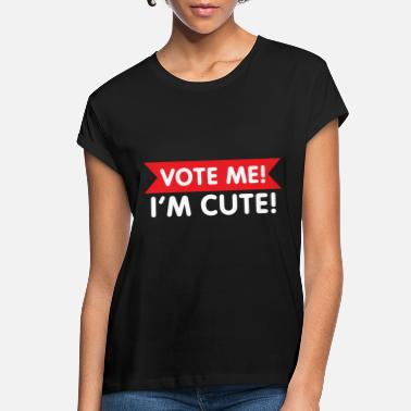 Voting Rights Vote! Voting Right Select Statement - Women's Loose Fit T-Shirt