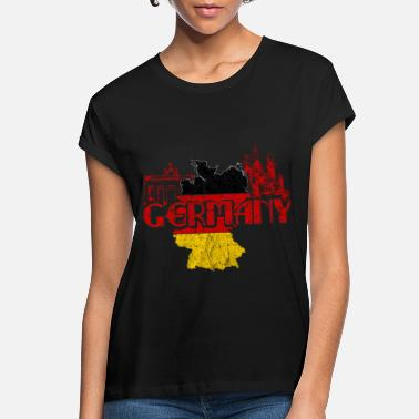 Federal Republic Of Germany Germany Berlin Europe Gift Idea - Women's Loose Fit T-Shirt