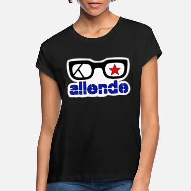 Maoist Salvador Allende - Women's Loose Fit T-Shirt