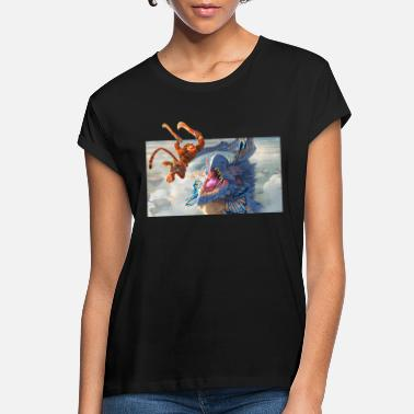 Might & Magic Fight Scene - Women's Loose Fit T-Shirt