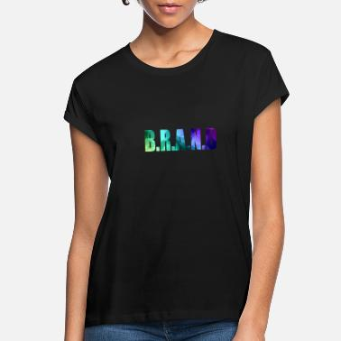 Brand BRAND - Women's Loose Fit T-Shirt