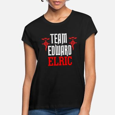 Fullmetal Alchemist Team Edward Elric - Women's Loose Fit T-Shirt