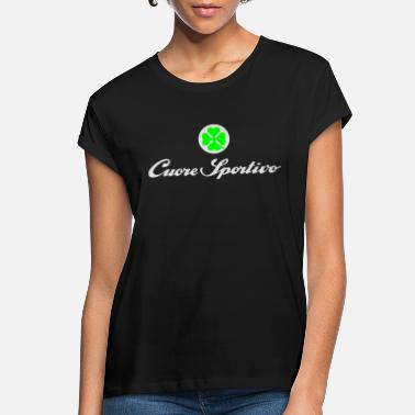 Cuore cuore sportivo - Women's Loose Fit T-Shirt