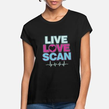 Scan XRay Technician Radiologic Technologist - Women's Loose Fit T-Shirt