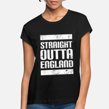 England England - Women's Loose Fit T-Shirt