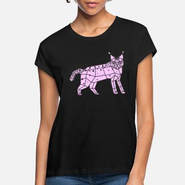 Lynx Lynx - Women's Loose Fit T-Shirt