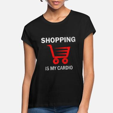 Shopping Shopping Cart Shopping - Women's Loose Fit T-Shirt