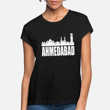 Hyderabad Ahmedabad Hyderabad India - Women's Loose Fit T-Shirt