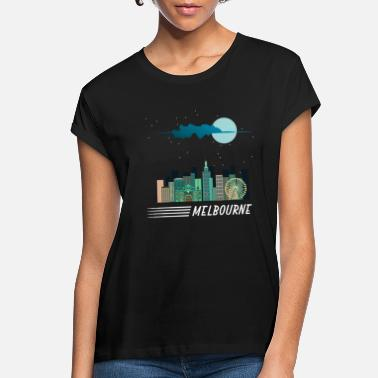 Melbourne Melbourne - Women's Loose Fit T-Shirt