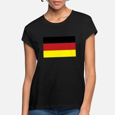 German Flag German Flag - Women's Loose Fit T-Shirt
