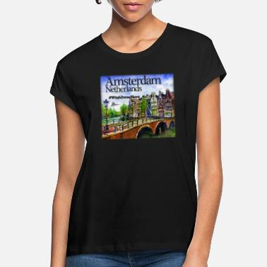 Holland Amsterdam Netherlands Shirt - Women's Loose Fit T-Shirt