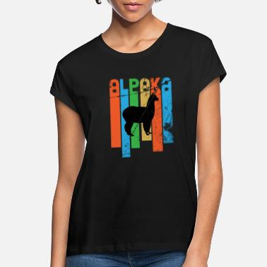Federation Federal alpaca - Women's Loose Fit T-Shirt