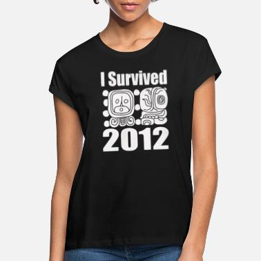 I Survived I Survived - Women's Loose Fit T-Shirt