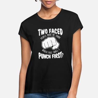 Punch Punch punch fist - Women's Loose Fit T-Shirt