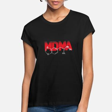 Mdma MDMA Ecstasy - Women's Loose Fit T-Shirt