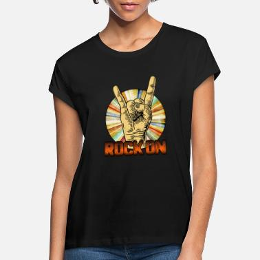 School Rock on - Women's Loose Fit T-Shirt