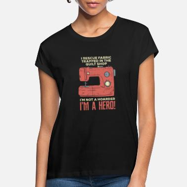 Sew Sewing - Women's Loose Fit T-Shirt