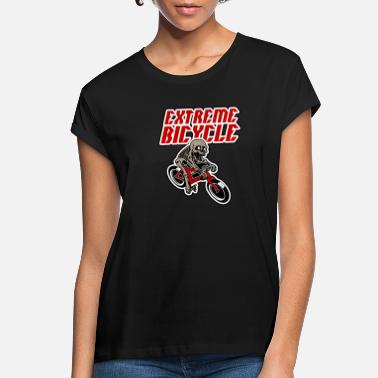 Internet Extreme Bicycle - Women's Loose Fit T-Shirt