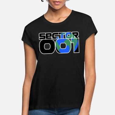 Sector Sector 001 Earth - Women's Loose Fit T-Shirt
