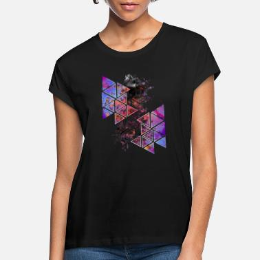 Abstract Abstract Colorful - Women's Loose Fit T-Shirt