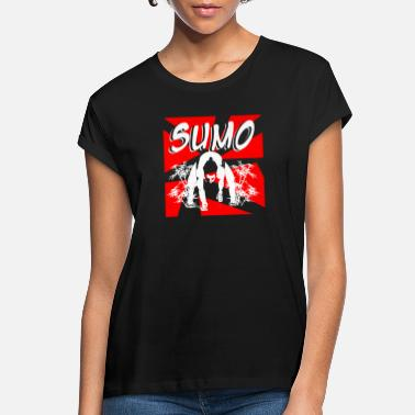 Sportauto Sumo - Women's Loose Fit T-Shirt