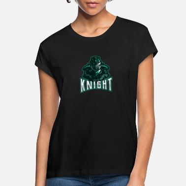 Gaming Team eSport Gaming Team Knight - Women's Loose Fit T-Shirt