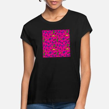Painting pattern 017 - Women's Loose Fit T-Shirt