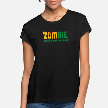 Zombie - Women's Loose Fit T-Shirt