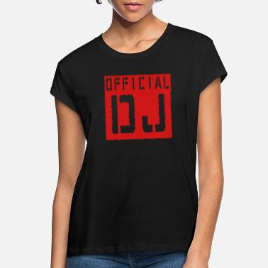 Official Person Official DJ - Women's Loose Fit T-Shirt