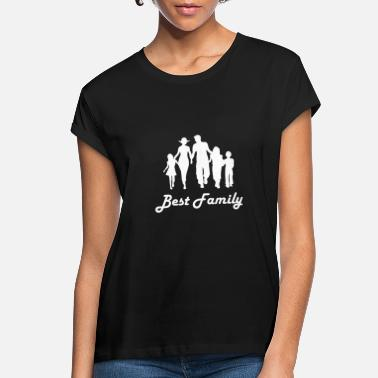 Familyhome Familiy - Women's Loose Fit T-Shirt