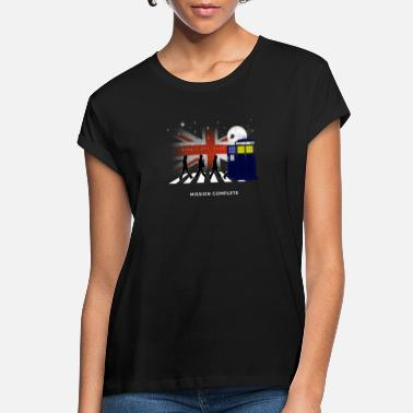 Abbey Doctor on Abbey Road - Women's Loose Fit T-Shirt
