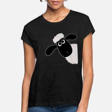 Sheep The black sheep - Women's Loose Fit T-Shirt