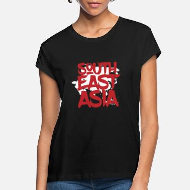 Southeast Asia Southeast Asia - Women's Loose Fit T-Shirt