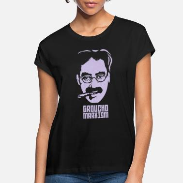 Marxism Groucho Marxism - Women's Loose Fit T-Shirt