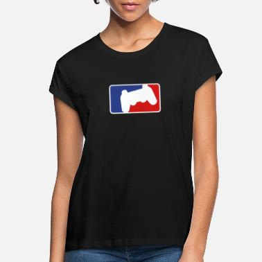 League Game Gaming League - Women's Loose Fit T-Shirt