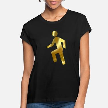 Everyday Everyday Im Shufflin Gold - Women's Loose Fit T-Shirt